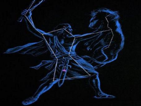 L'ADN, les 13 spirales, le son sacré de la Tri/Unité et le chevalier d'Orion