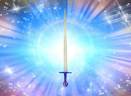 Méditation de l'Archange Michaël : Epée de Lumière