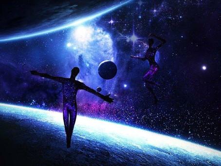 Les couples divins incarnés,nouvelle expérience d'amour sur terre