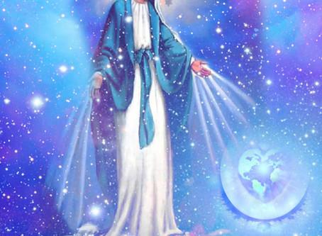 Qui croit en MARIE, pure amie de Lumière, celle qui a donné la vie à JESUS