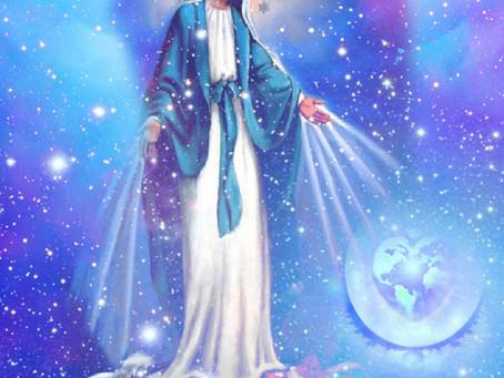 Marie -Nous vous offrons la douceur et la Grâce