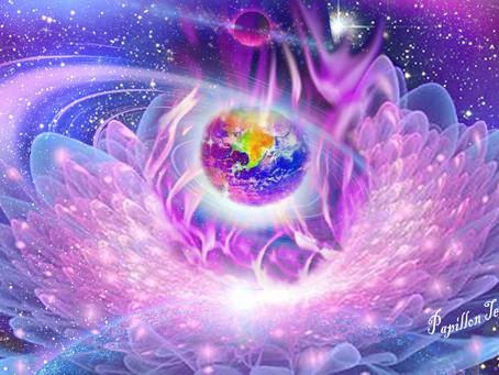 Beaucoup ont été activés dans leur corps de lumière  Cristallin
