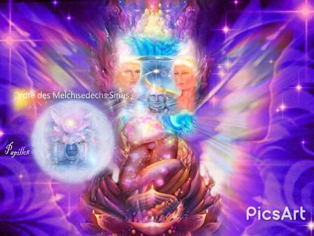 Les Flammes Jumelles ascensionnées de la conscience Christique