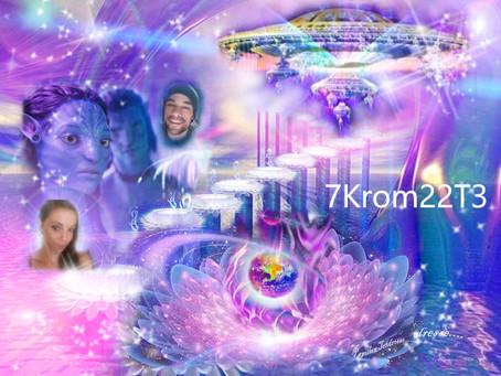 Nous sommes tous et toutes Pléiadiens en incarnation des KROMIENS....(Dieu/déesse en action)