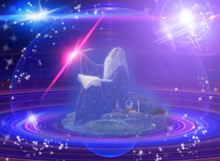 L'enseignement De Merlin : La Voie Du Magicien