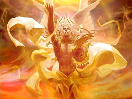 Invocation à l'ange-prince CAMAËL