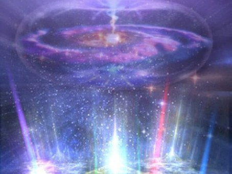Que votre tension intérieure soit votre chemin à travers l'Ascension 4D.