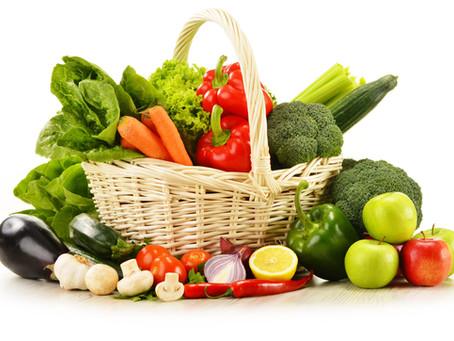 Potraviny PRO VLASY