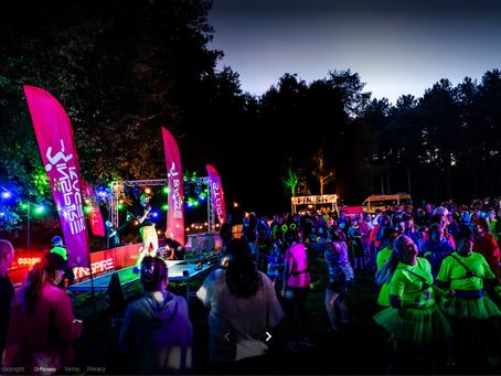 Forest of Light Run Wins Trail Running Award