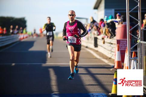 Snetterton Race Track Personal Best 5k, 10, half marathon and marathon