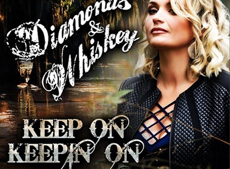 Review: Keep On Keeping On - Diamonds And Whiskey