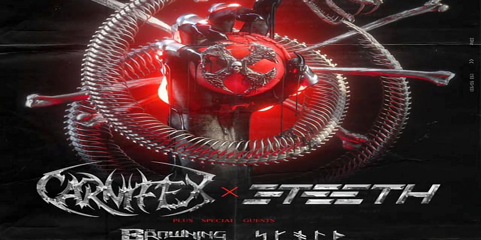 Carnifex and 3Teeth at Club Red