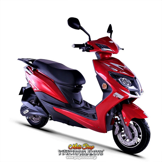 GT-3 FORSCE 1500 Watt. RKS Euro 5 ELECTRIC SCOOTER