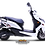 Thumbnail: GT-3 FORCE 1500 Watt. RKS Euro 5 ELECTRIC SCOOTER