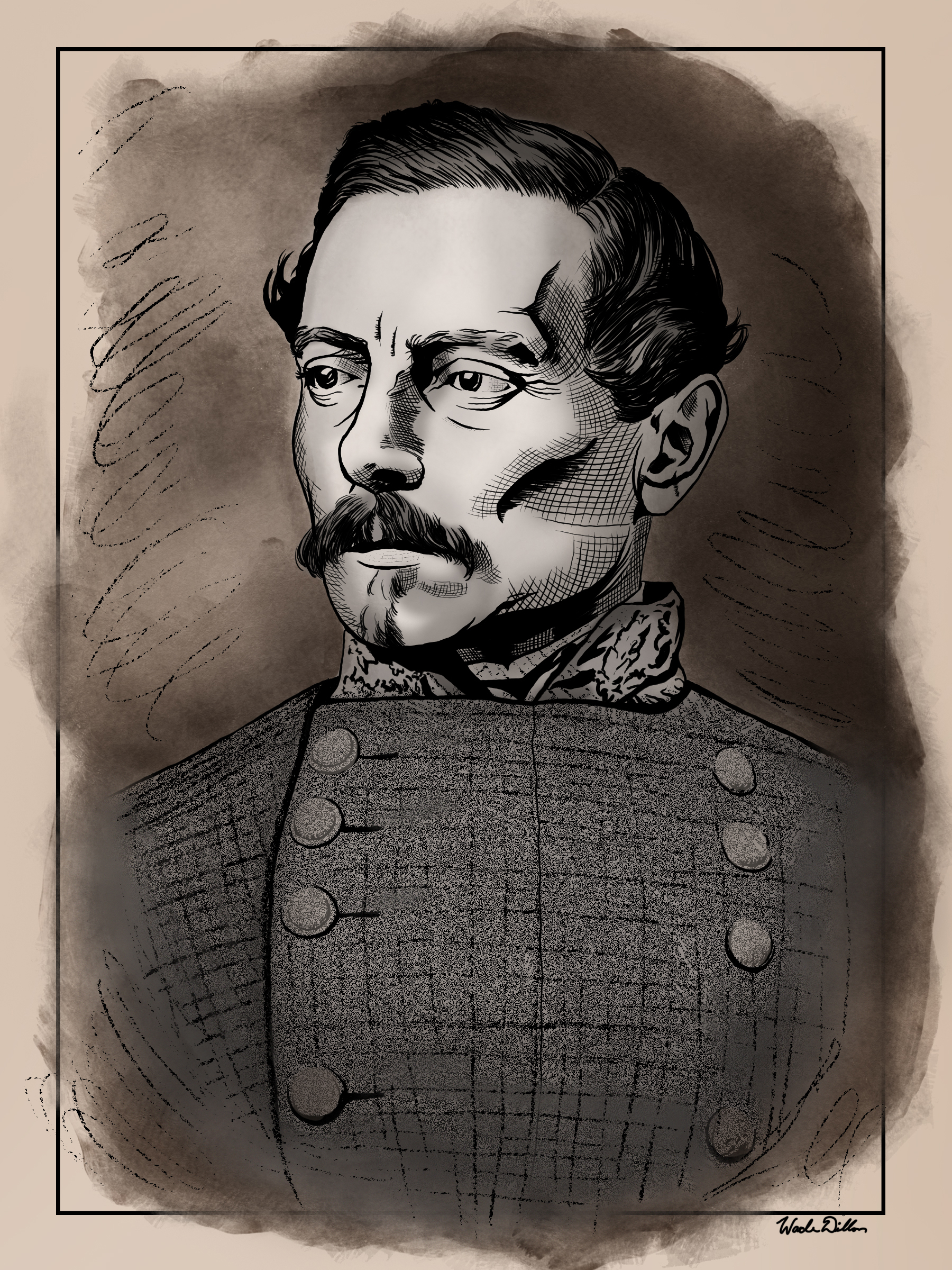 General Pierre Beauregard