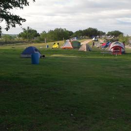 Bring a Tent!