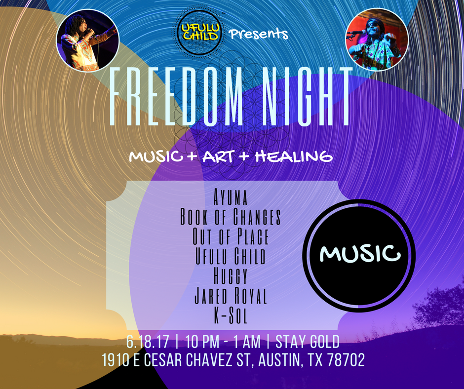 Music Acts at Freedom Night