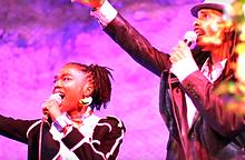 Ufulu Child Performing at Freedom Night 2018 (Photo credit: Nick Hager Music)