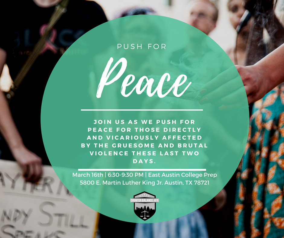 Push for Peace Experience