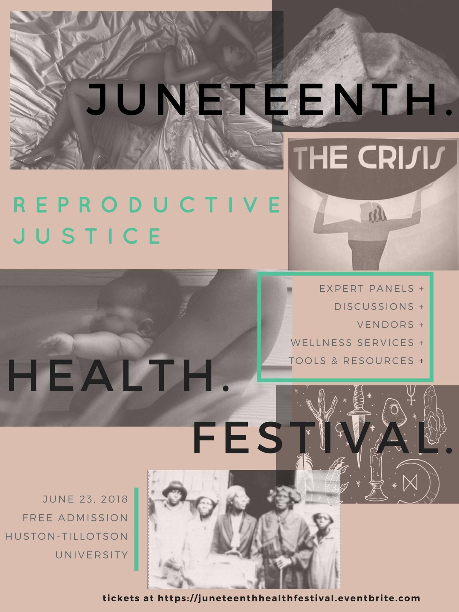 Juneteenth Health Fest - Ufulu Child