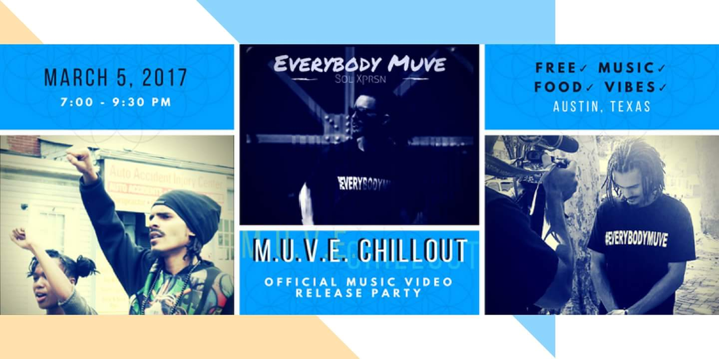 Everybody MUVE Music Video Release