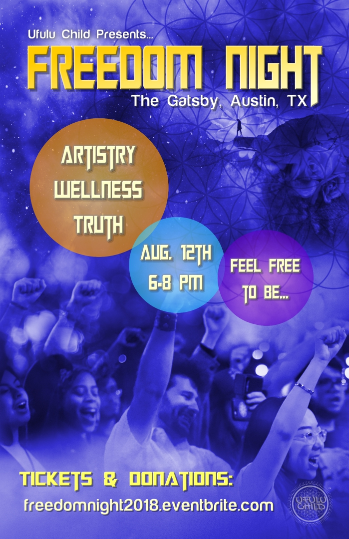 Ufulu Child Presents: Freedom Night