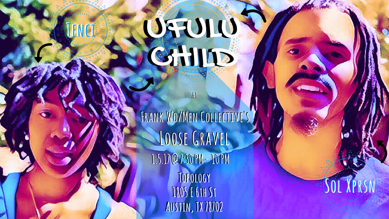 Ufulu Child with Frank Wo/Men