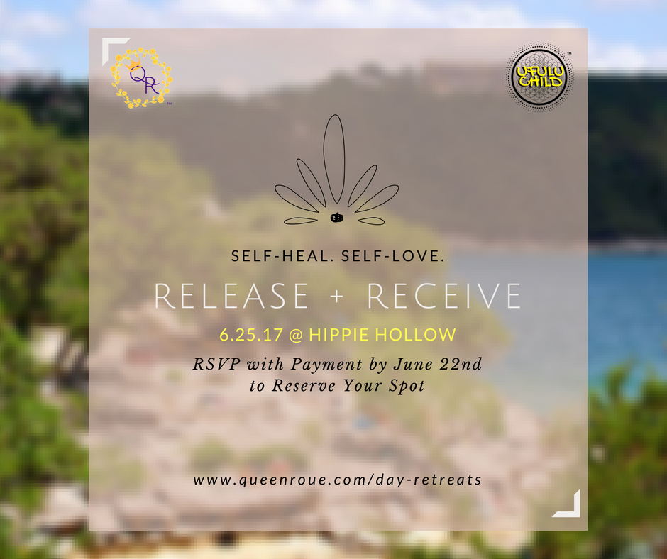 Release and Receive Day Retreat