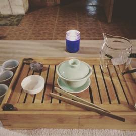 Gong Fu Cha Tea + Herbs