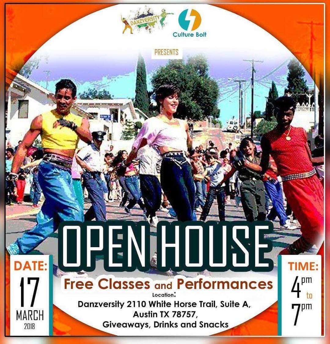Danzversity Open House + Ufulu Child