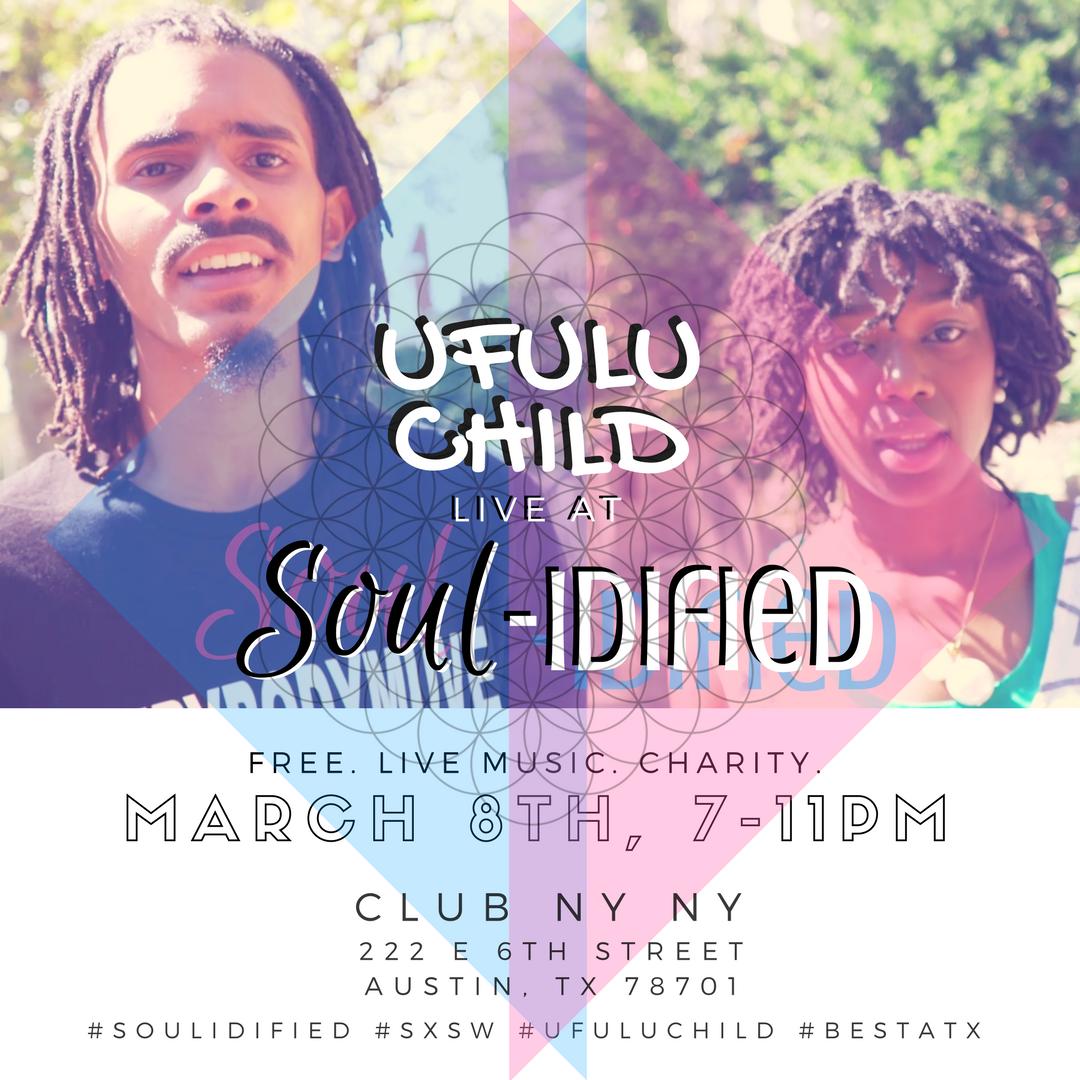 Ufulu Child at Soulidified ATX
