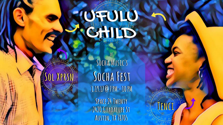 Ufulu Child at Socha Fest