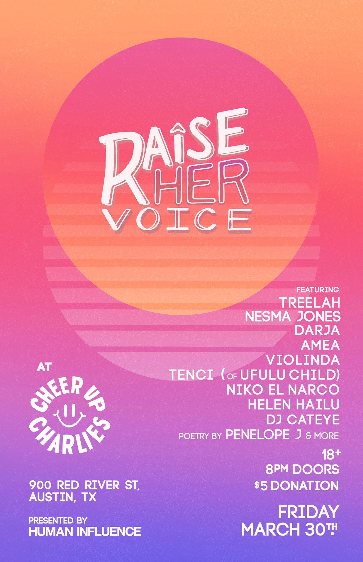 Raise Her Voice - Ufulu Child