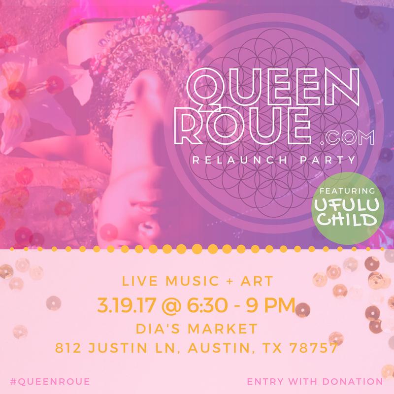 Queen Roue Relaunch Ufulu Child