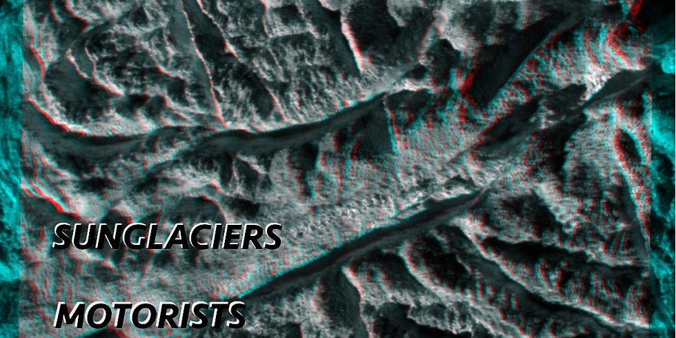 Oct 22: Sunglaciers - Motorists - Split Layer