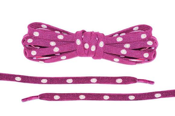 Nobbits Locking Pink Laces