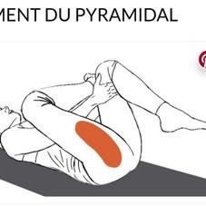 pyramidal couché
