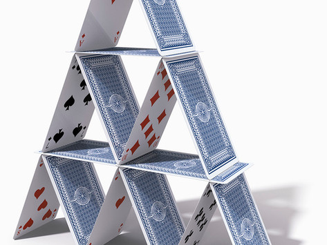 COVID puts Australia's house of cards on shaky grounds