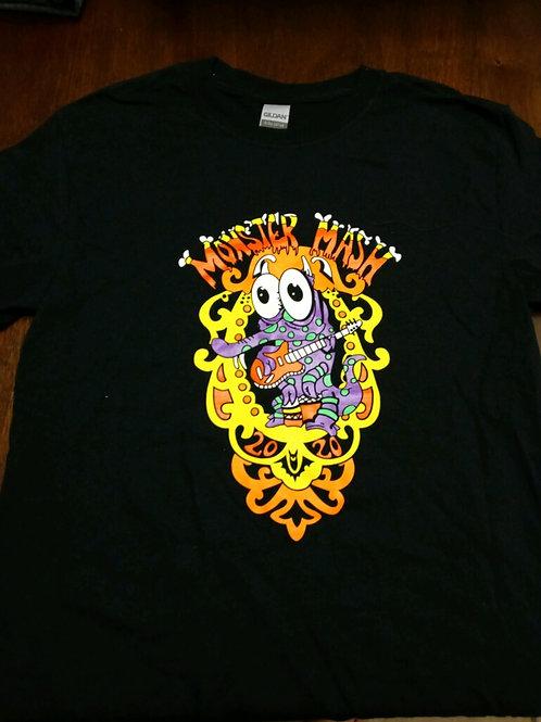 Monster Mash Black T-Shirt