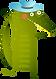Мультфильм крокодилов
