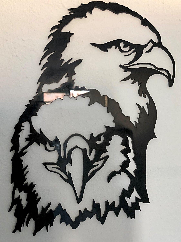 Adler Laser cut Acryl