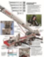 Linkbelt Crane Brochure