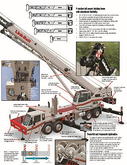 Linkbelt Crane Brochure