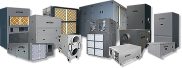 HVAC Equipment Storage and Hauling