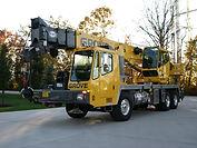 40-Ton Grove TMS500E Crane