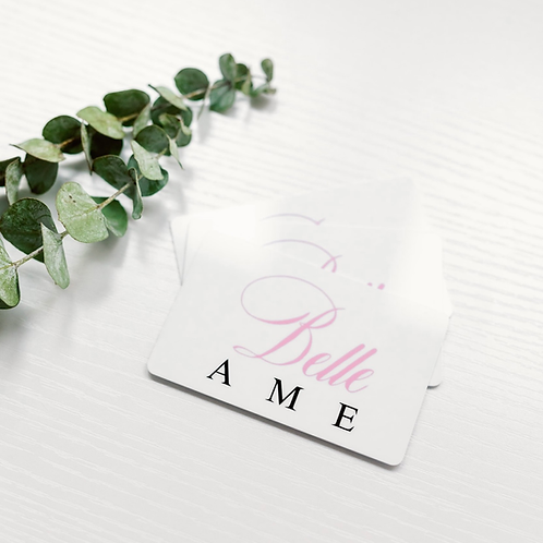 Belle Ame Gift Card