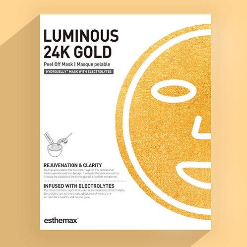 Luminous 24K Gold (2 1oz masks)