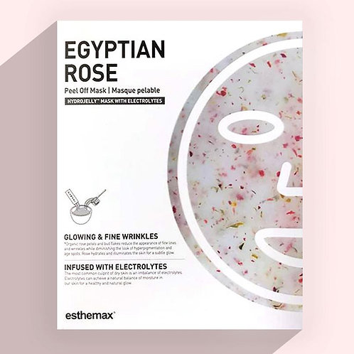 Egyptian Rose Hydrojelly Mask (2 1oz masks)