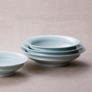 A賞(2名様)  磁器カレー皿