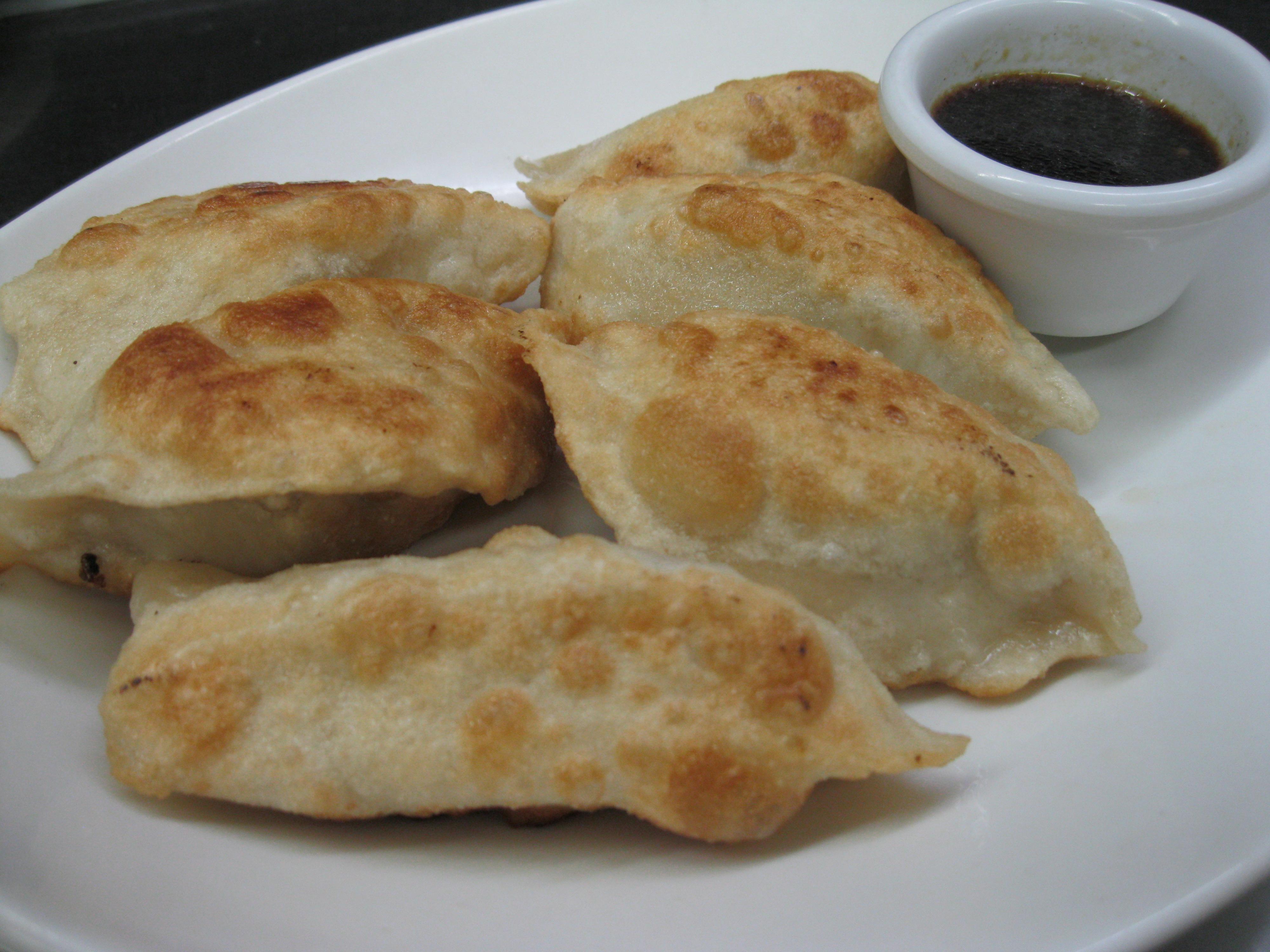 Peking Ravioli Fried